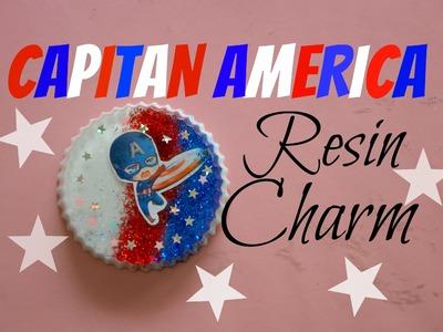 Resin tutorial: Captain America (ITA)