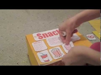AG Doll Concession Stand Tutorial