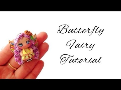 Butterfly Fairy Chibi Tutorial!!!