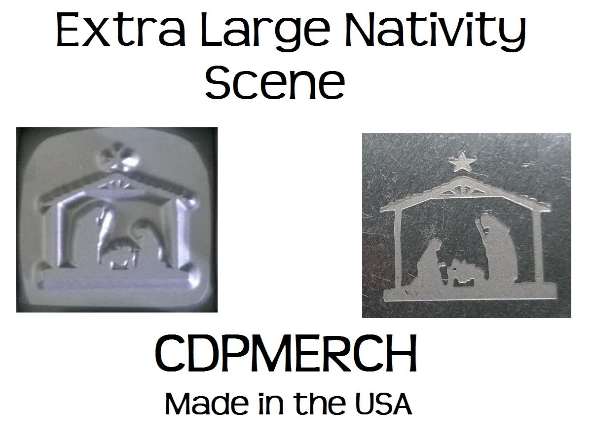 CDPMerch Nativity Tutorial