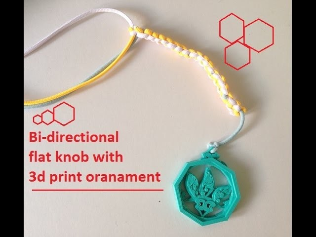 Chinese knot tutorial 2 - fundamentals