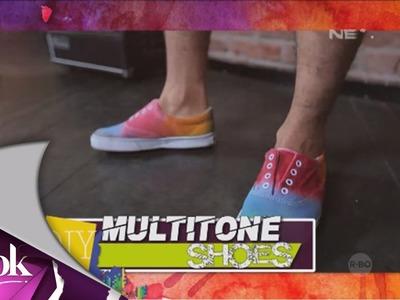 ILook - DIY - Multitone Shoes
