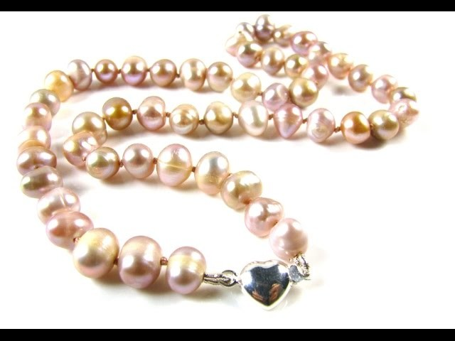 Pearl Knotting Tutorial