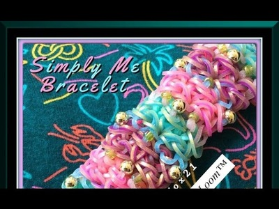 Simply Me Bracelet Tutorial.How To