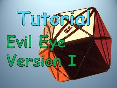 Tutorial: YJ Evil Eye. Devils Eye. Moyu Moyan (viewer requested)