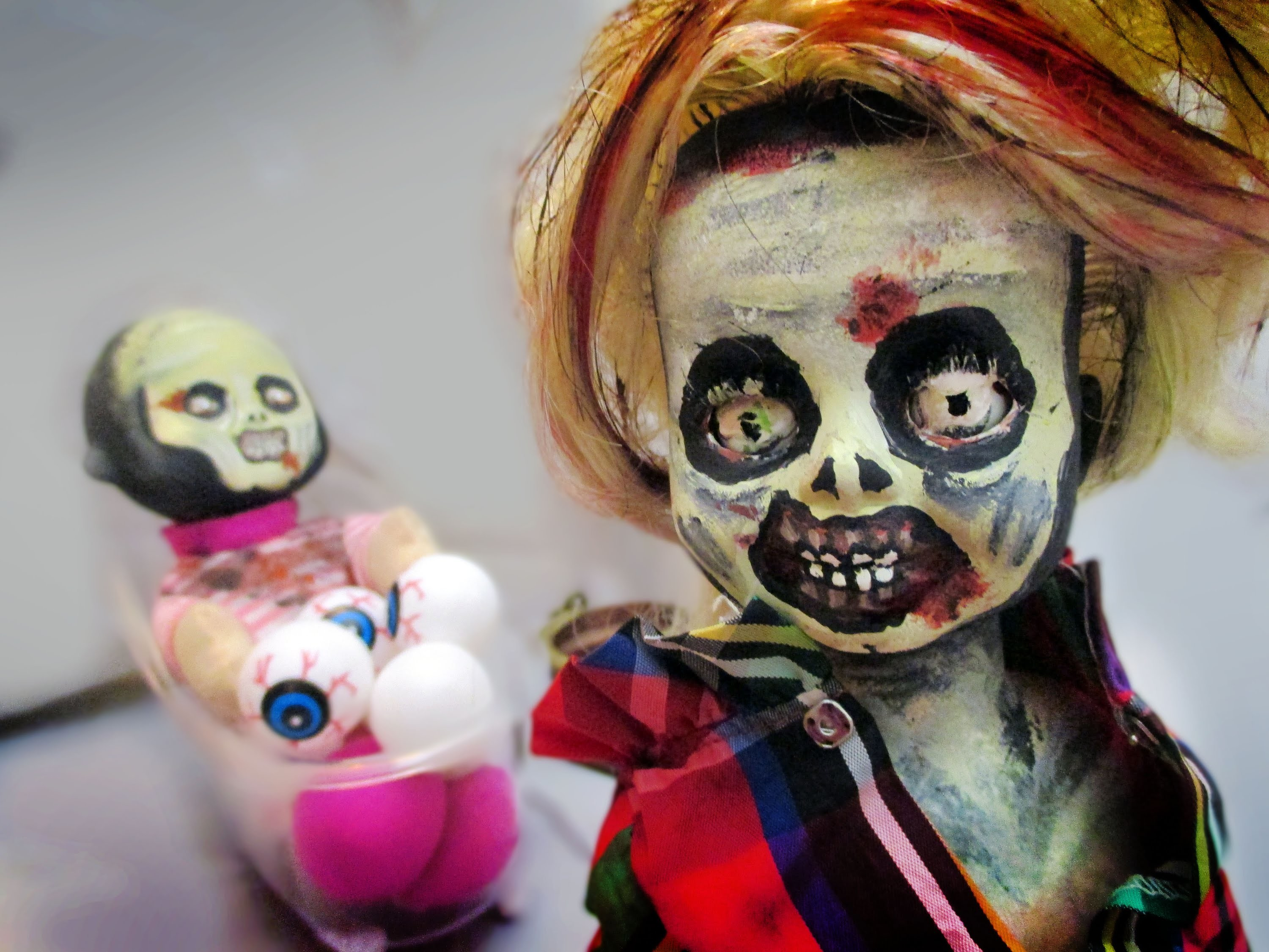 Zombie Doll Tutorial