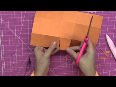 1 sheet Gift Box Tutorial