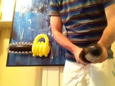 Balloon Tutorial #7: Chainsaw