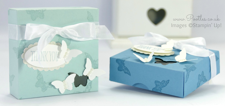 Beautiful Butterfly Window Box Tutorial