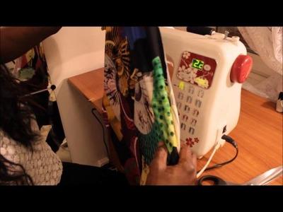 DIY : How To Make A Skirt