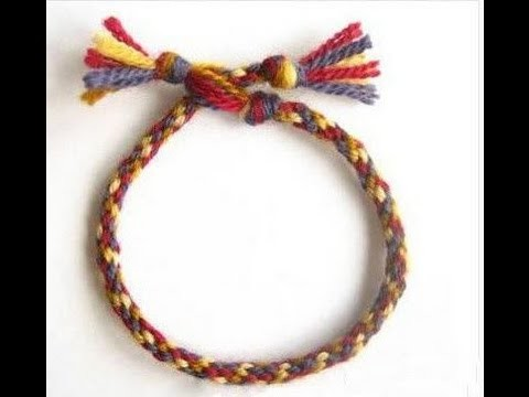 How to Make Woven Bracelets | How to Make Woven Bracelets + Tutorial .