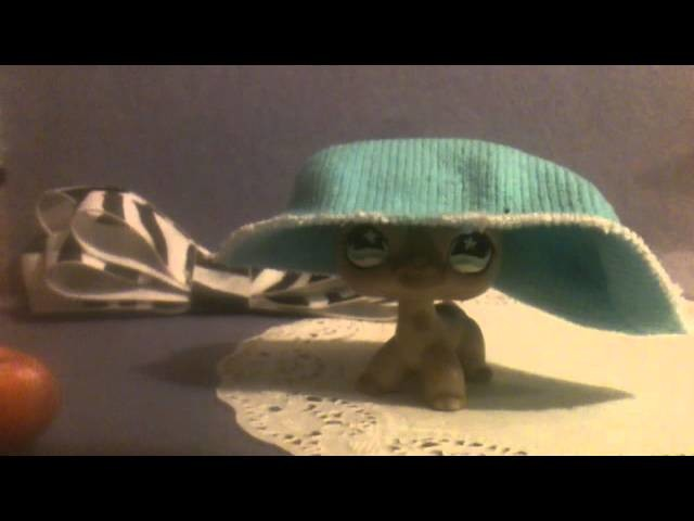 LPS how to make a hat for your LPS tutorial