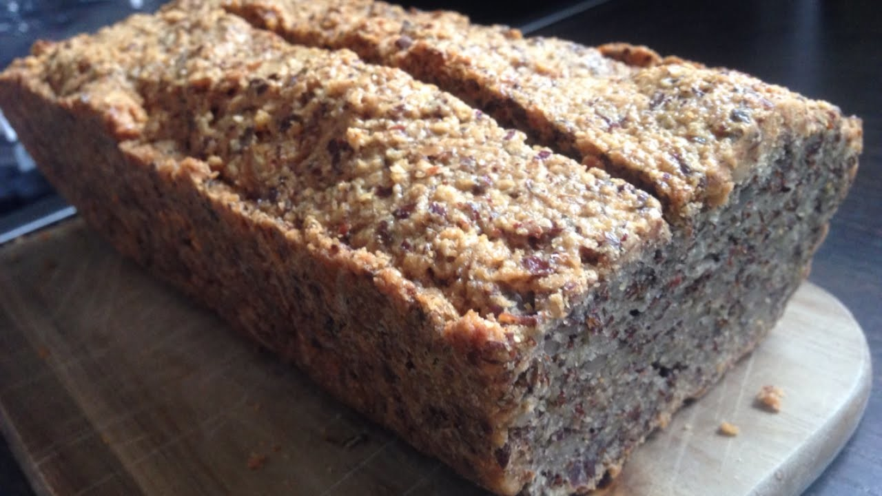 Make Healthy Homemade Nut Bread - DIY Food & Drinks - Guidecentral
