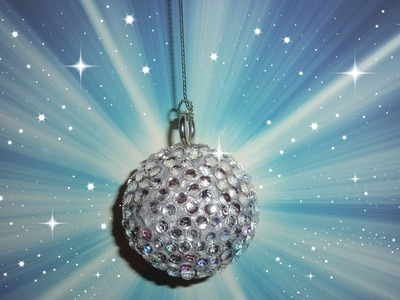 Miniature Disco Ball - DIY LPS Stuff, Crafts & Accessories