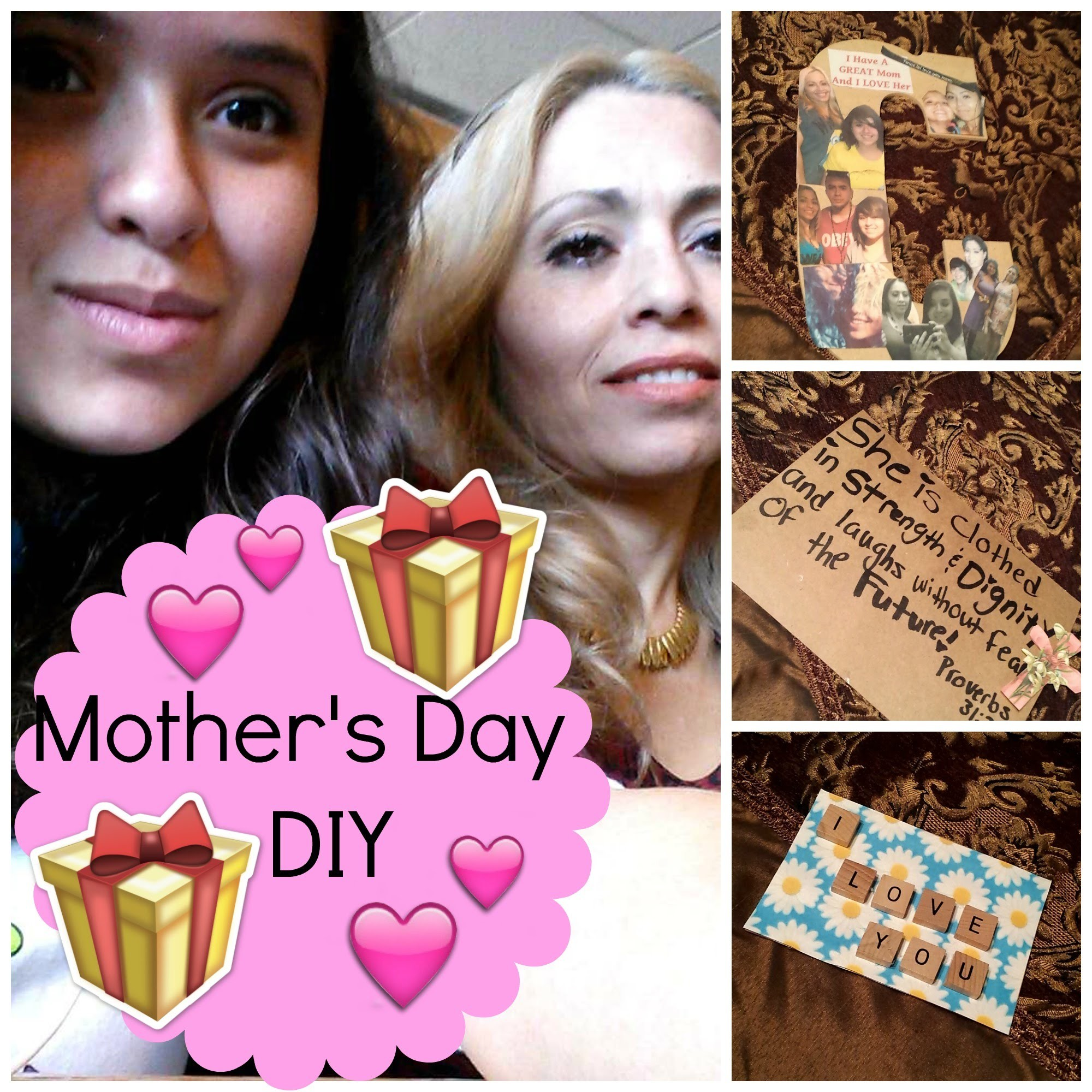 Mother's Day DIY| Baby Shay