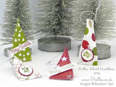 Pootles Advent Countdown #4 Tiny Tree Treats Tutorial