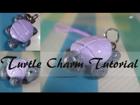 Turtle Charm Tutorial