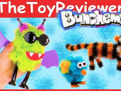 Bunchems - Mega Pack Unboxing Toy Tutorial and Review By TheToyReviewer