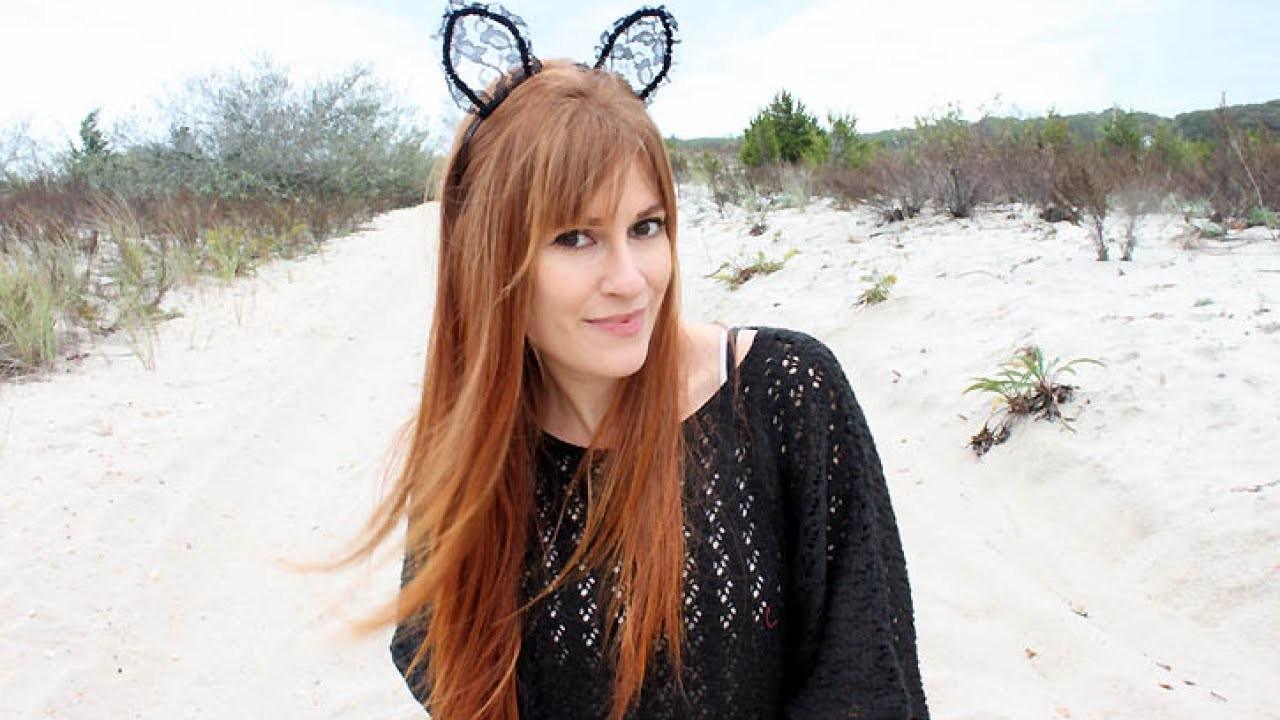 Create Cute Lace Halloween Cat Ears - DIY Style - Guidecentral