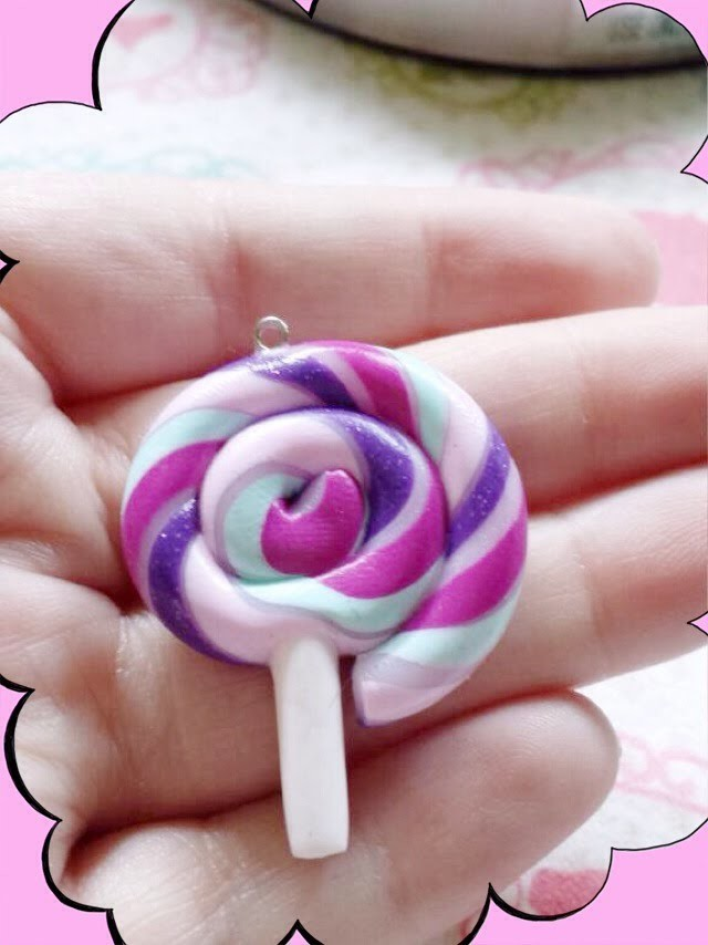 Cute Swirly Lollipop Tutorial!