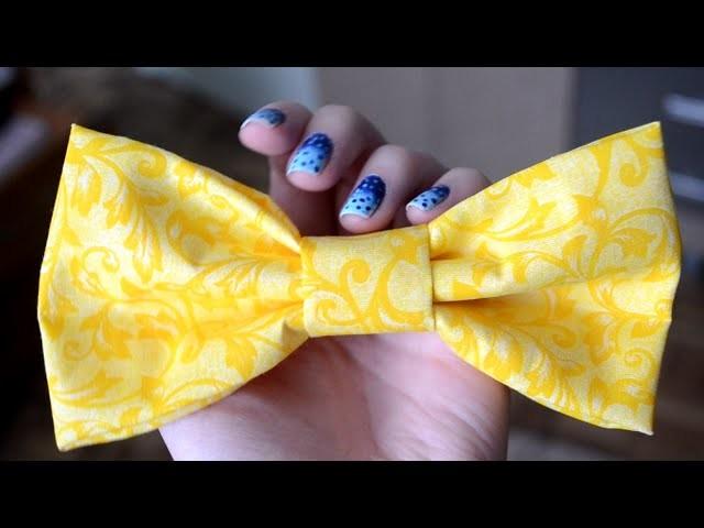 DIY: Hair bows