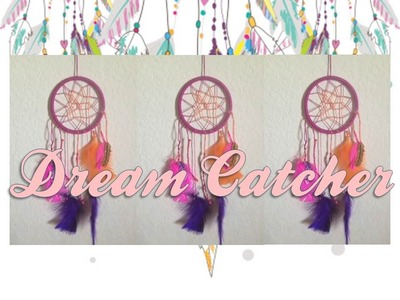 DIY: Mini Dream Catcher