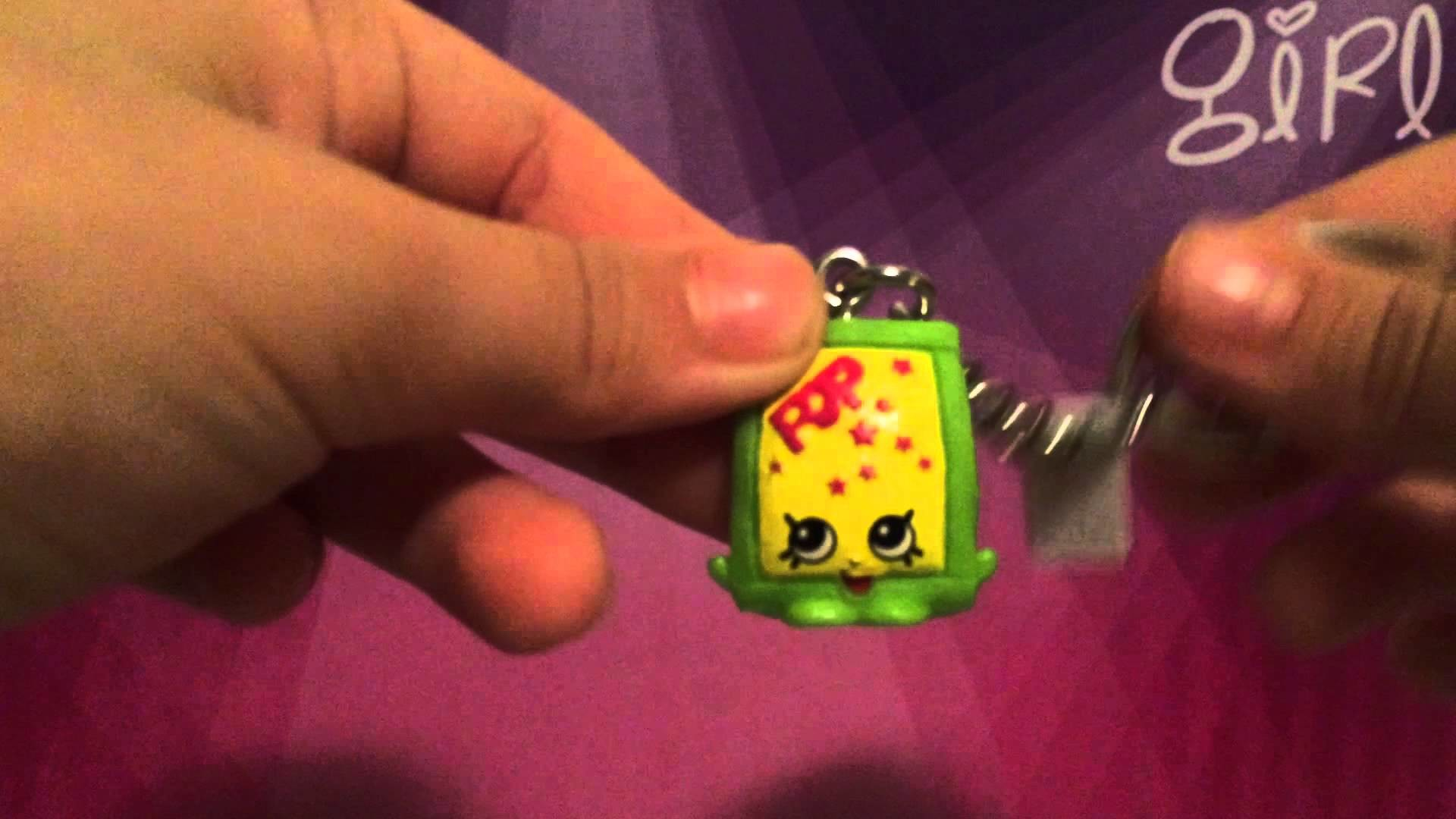 DIY Shopkins Keyring