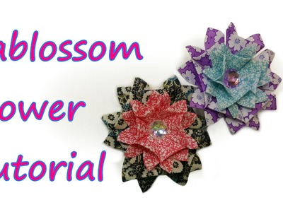 Fablossom Flower Tutorial by feelinspiffy