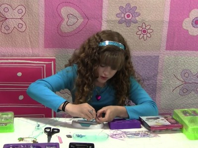 HOW TO Make Charmazing Charm Bracelets Tutorial (for the Skai Jackson - Piper Curda Contest)
