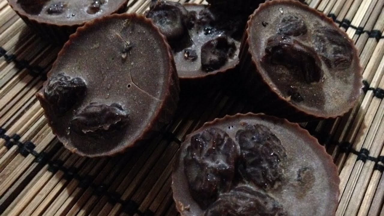 Make Organic Chocolate with Raisins - DIY  - Guidecentral