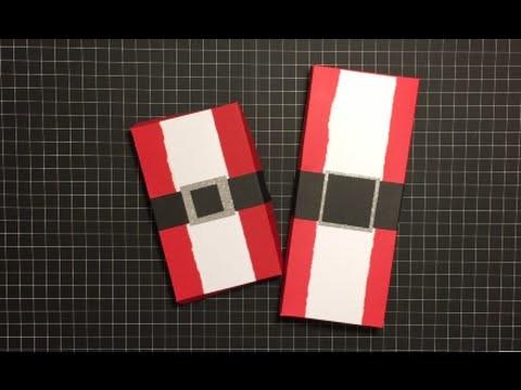 Santa Box Tutorial 12x12