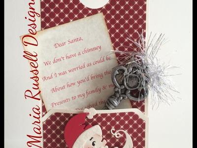 Santa's Magical Key ~ Tutorial