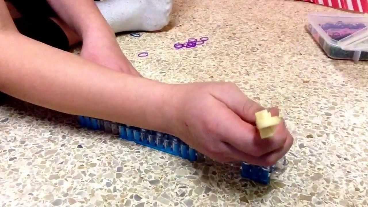 Single chain bracelet tutorial