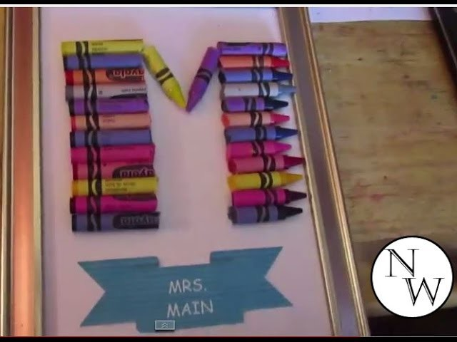 Teacher Gift Tutorial!