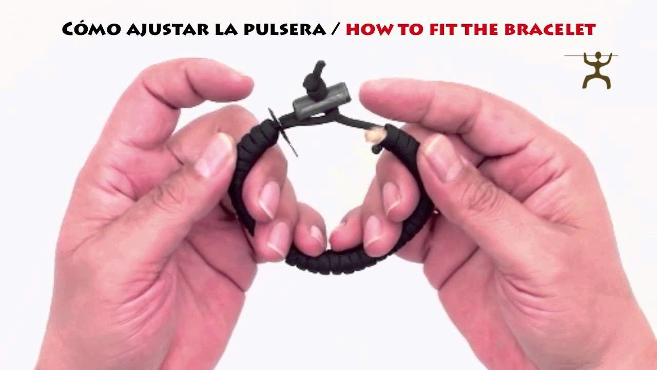 Tutorial 5 Survival Bracelet TPSB K-ONE Fire Starter Kit.