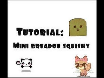☁ Tutorial: Mini Breadou Toast ☁