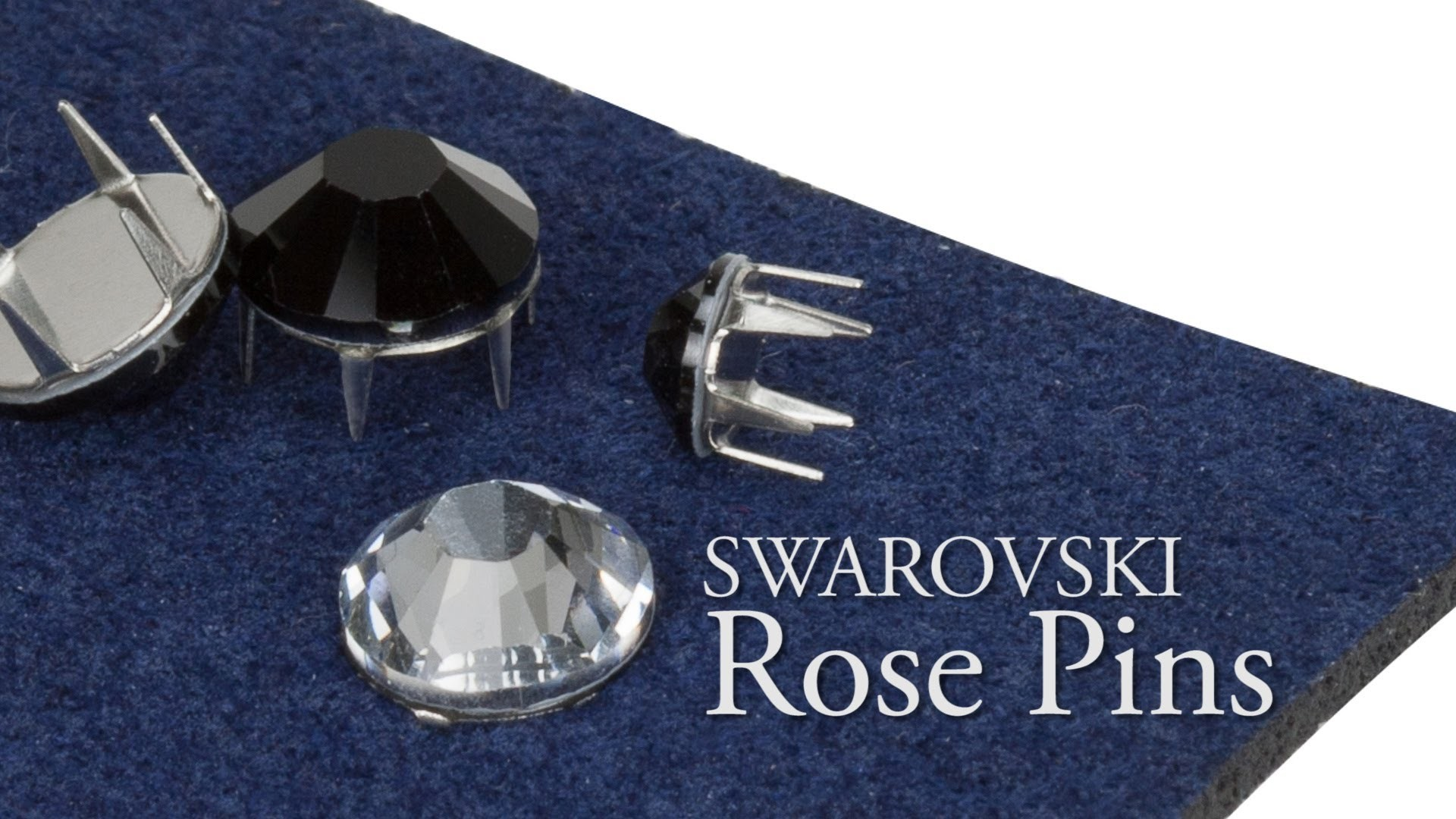Artbeads Mini Tutorial - Swarovski Rose Pins with Nick Regine
