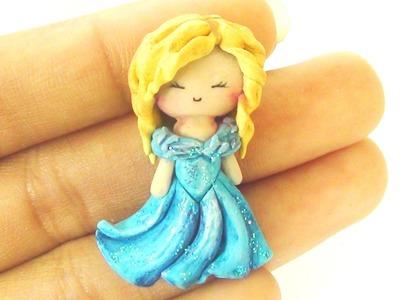 Cinderella Chibi Tutorial