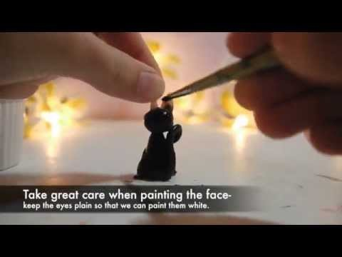 Clay Tutorial: Jiji from Kiki's Delivery Service