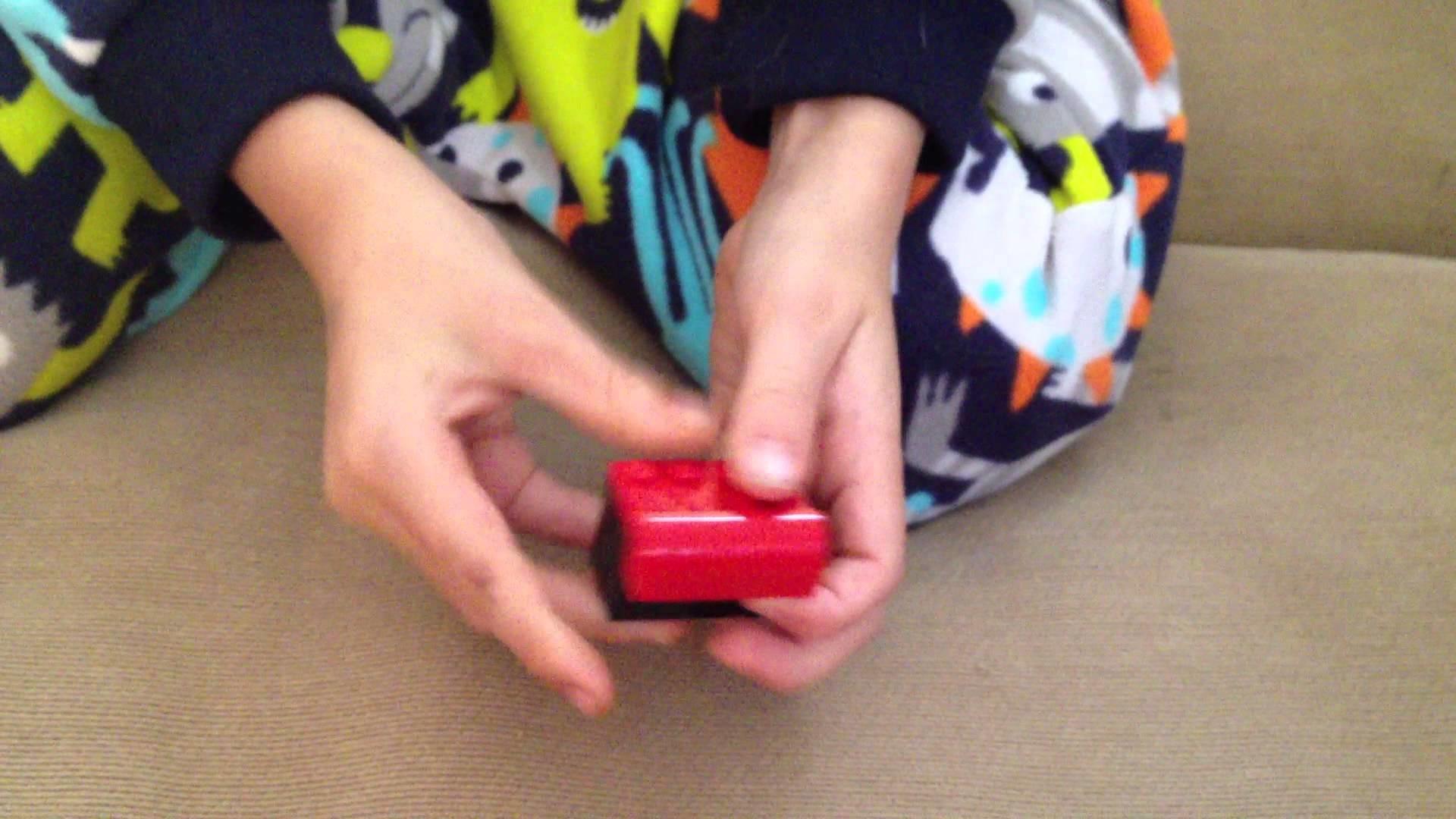 Cool LEGO Treasure Box Tutorial