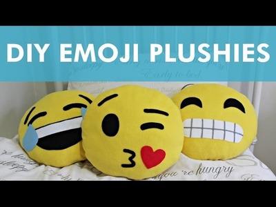 DIY Emoji Plushies   LDP