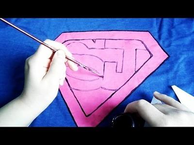 DIY: SuJu speed painting