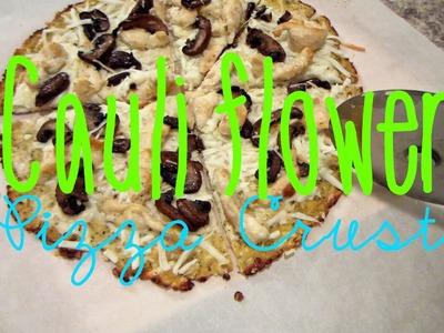 Fresh Food Friday: Cauliflower Crust Tutorial
