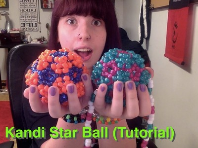 How to make a Kand Star Ball (Tutorial)