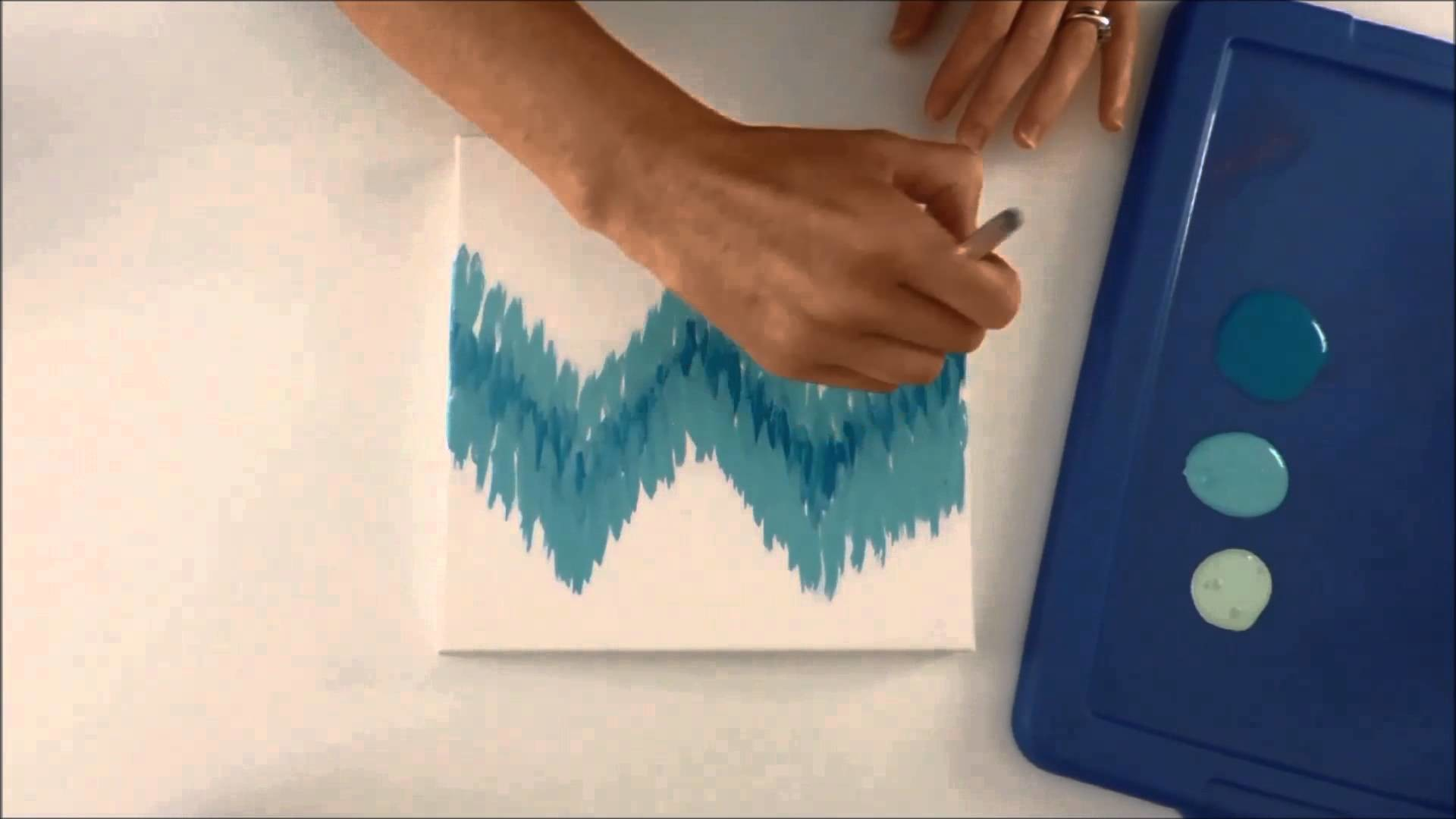 Ikat Painting Tutorial