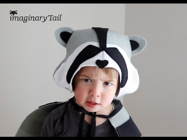 ImaginaryTail tutorial - Raccoon