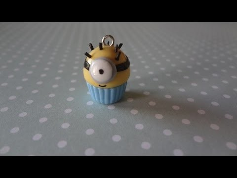 Minion Cupcake Tutorial