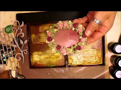 Mixed Media Altered Double Frame Tutorial - jennings644