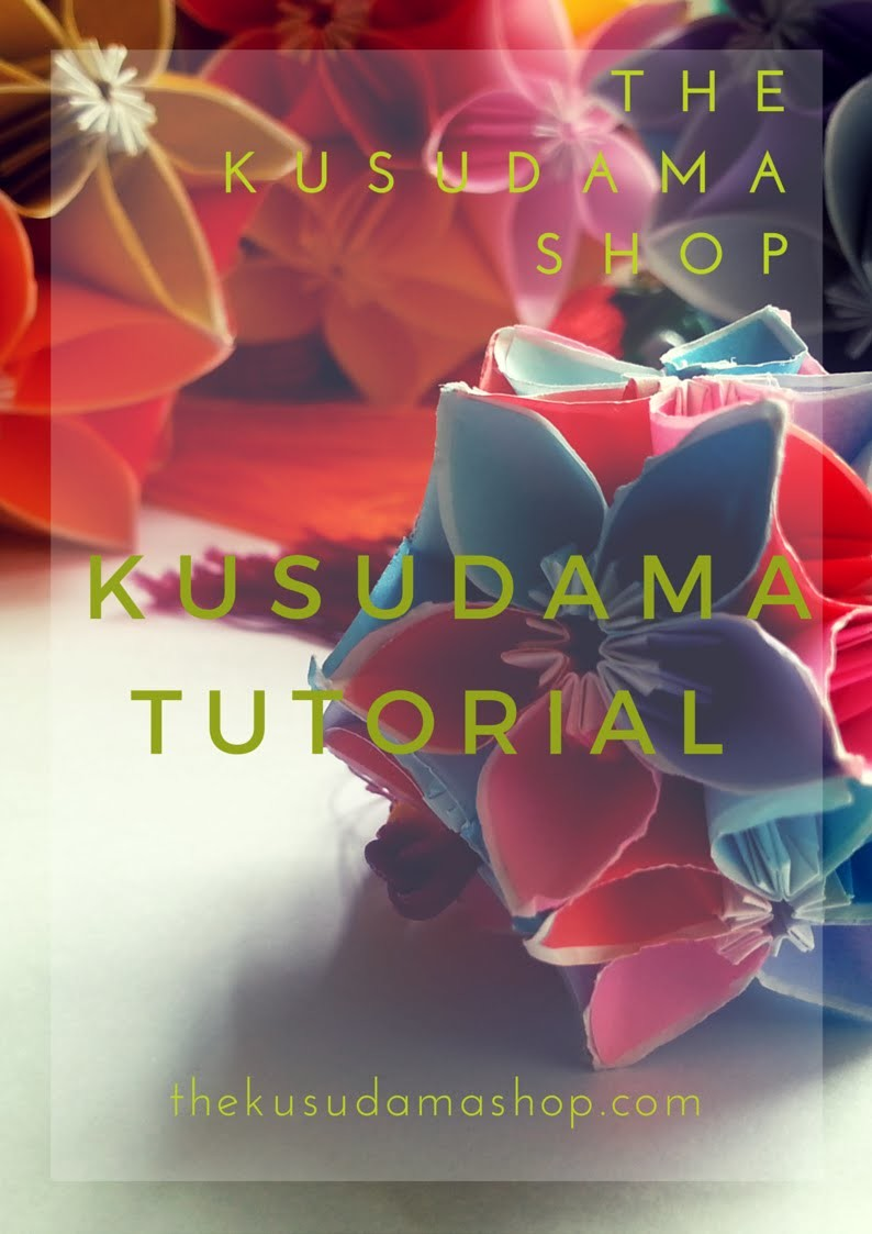 The Kusudama Shop - Kusudama Tutorial