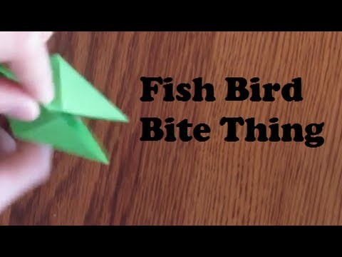 Transforming Sparow Fish - Crystal Flames (Tutorial)